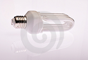 Energy-saving Lamp Stock Photos - Image: 7876153