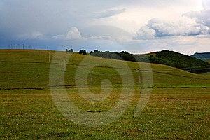 GRASSLAND Stock Photo - Image: 7878930