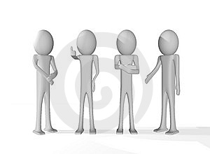 Team Work Royalty Free Stock Image - Image: 7883386