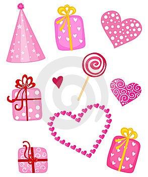 Valentine's Day Royalty Free Stock Photo - Image: 7883985