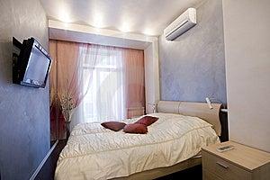 Modern Bedroom Stock Images - Image: 7885744