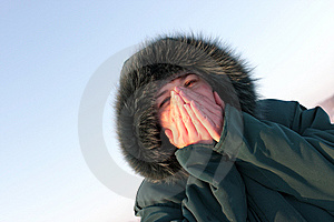 Le Froid Image stock - Image: 7886441