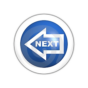 Next Web Button Stock Images - Image: 7887784