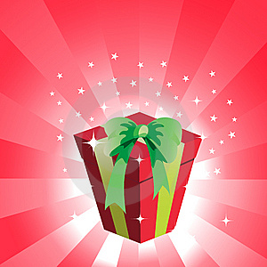 Giftbox Stock Photo - Image: 7892360
