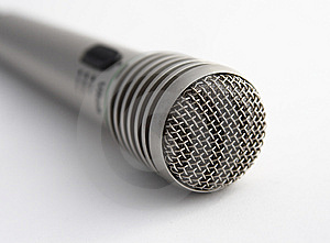 Microphone Royalty Free Stock Photos - Image: 7894268