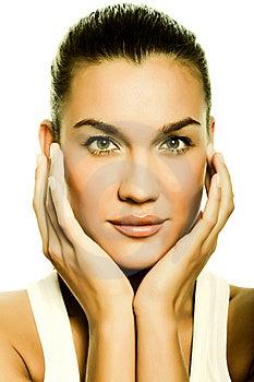Beautiful Young Woman Stock Image - Image: 7895031