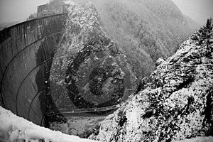 Grote Dam Stock Afbeeldingen - Afbeelding: 7896644