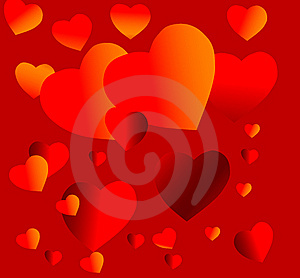 Hearts Stock Image - Image: 7897491