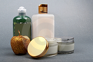 Cosmetic Skincare Product Stock Images - Image: 7898444