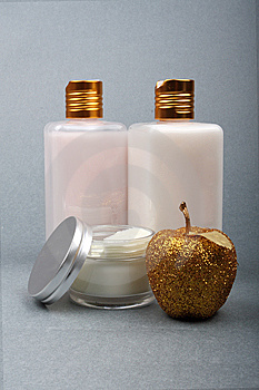 Cosmetic Skincare Product Stock Images - Image: 7898644