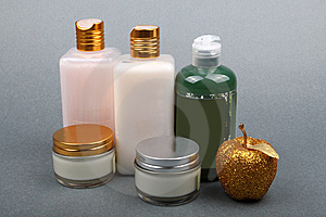 Cosmetic Skincare Product Stock Images - Image: 7898854