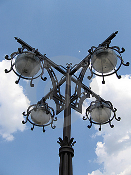 Modern Lantern Royalty Free Stock Photo - Image: 797775