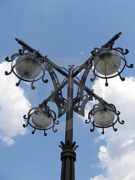 Linterna Moderna Foto de archivo libre de regalías - Imagen: 797775