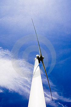 Wind Turbine Of Toronto Hydro Corporation Stock Photo - Image: 7901840