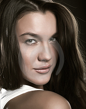 Young Woman Stock Image - Image: 7902941