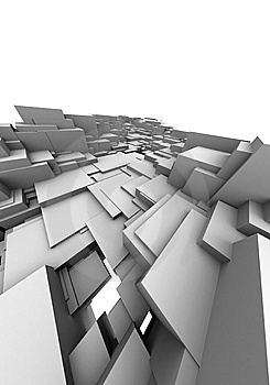 Architectural Design Royalty Free Stock Photos - Image: 7905398