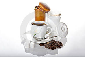 Coffee Royalty Free Stock Photos - Image: 7906478