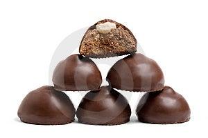 Chocolate Sweets Stock Photo - Image: 7909180