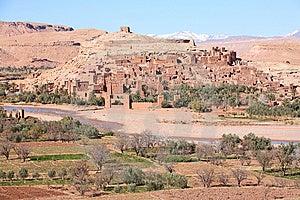 Ait Benhaddou Stock Photos - Image: 7909963