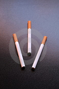 Cigarettes Royalty Free Stock Image - Image: 7910136