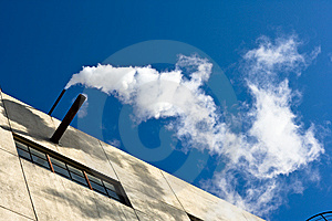 Industry Stream Royalty Free Stock Photos - Image: 7911588