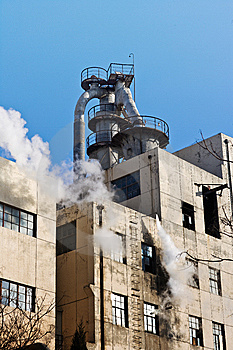 Industry Stream Stock Images - Image: 7912084