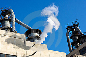 Industry Stream Stock Photo - Image: 7912360