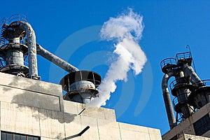 Industry Stream Stock Photo - Image: 7912360