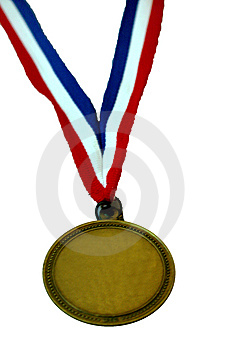 Medal Royalty Free Stock Photo - Image: 7914265