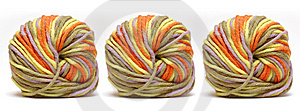 Colorful Yarn Stock Photography - Image: 7918162