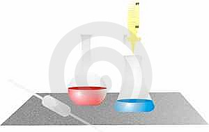 Chemical Analysis Stock Photography - Image: 7919192