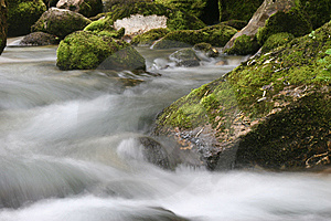 Cascades Of Soca River Stock Photography - Image: 7922202