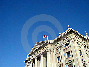 Spanish Architecture Stock Image - Image: 7924511