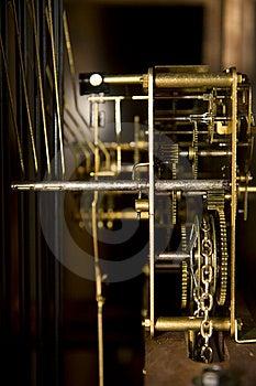 Clock Works Stock Photos - Image: 7924763