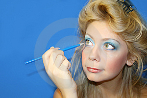 Young Beautiful Female Stock Images - Image: 7925184