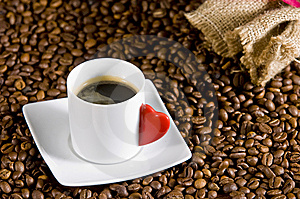 Espresso Stock Photo - Image: 7927920