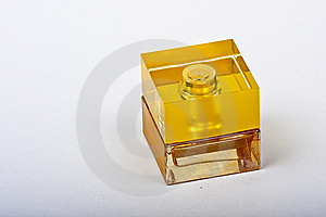 Cube Perfume Stock Photos - Image: 7930853