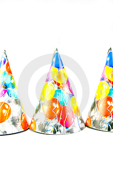 Party Hats Stock Images - Image: 7931634