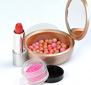 Cosmetico Fotografia Stock Libera da Diritti - Immagine: 7934655