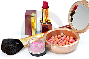 Cosmetic Royalty Free Stock Images - Image: 7934669
