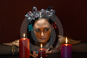 Soothsayer Stock Photos - Image: 7936603