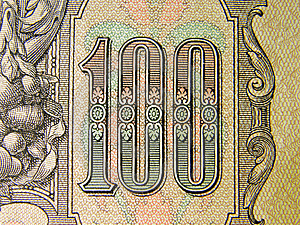 Hundred Royalty Free Stock Photography - Image: 7936977