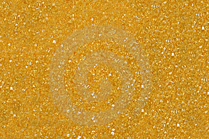 Orange Sugar Crystals Royalty Free Stock Image - Image: 7937366