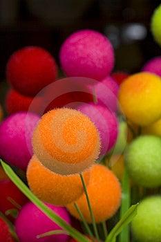 Fluffy Ball Stock Photo - Image: 7937980