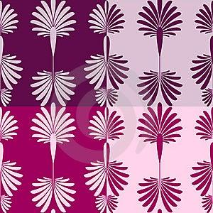 Seamless Retro Wallpapers Stock Image - Image: 7941891