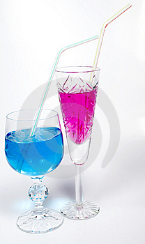 Two Wineglass Stock Image - Image: 7943381