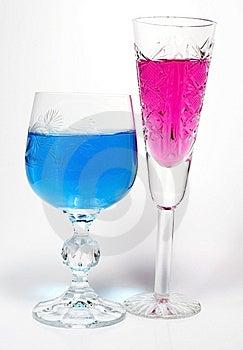 Two Wineglass Stock Photo - Image: 7943390