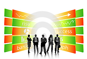 Business People Royalty Free Stock Photography - Image: 7943867