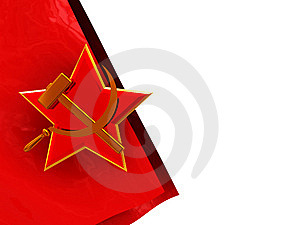 Soviet Background Stock Photography - Image: 7945952