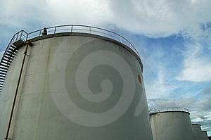 Fuel Storage Stock Images - Image: 7947514